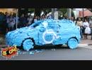 【ニコニコ動画】【公開処刑】障害者用スペースに駐車してる車にイタズラを解析してみた