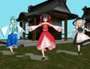 【ニコニコ動画】【第7回東方ニコ童祭】幻想郷ラヂオ体操第一を解析してみた
