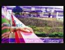 【ニコニコ動画】☆゜+。「nostalgic blue」 【猫娘】(*ΦωΦ)。+゜☆を解析してみた