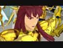 【MMD聖闘士星矢】黄金聖闘士たちが残酷な天使のテーゼを踊ってみた