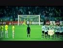 【ニコニコ動画】Copa America Chile アルゼンチン代表 vs コロンビア代表 PK戦を解析してみた