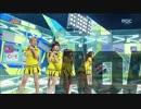 【ニコニコ動画】[K-POP] AOA(Ace Of Angels) - Chocolate + Heart Attack (Comeback 20150627) (HD)を解析してみた