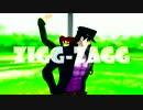 【ニコニコ動画】【ジョジョMMD】スタクル若者組でZIGG-ZAGG【3部】を解析してみた