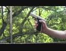 【ニコニコ動画】エアガン P7M13対コルトガバメントのガスガン対決!!を解析してみた