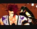 【ニコニコ動画】【MMD刀剣乱舞】姉川の一騎打ちコンビでジャバヲッキー・ジャバヲッカを解析してみた