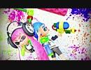 【ニコニコ動画】【MMDスプラトゥーン】ボーイとガールでdrop pop candyを解析してみた
