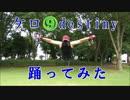 【ニコニコ動画】【ぐる】ケロ⑨destiny 踊ってみた【Full】を解析してみた