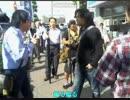 【ニコニコ動画】神回 喧嘩凸「在特会」桜井誠VSしばき隊 2015京都街宣を解析してみた