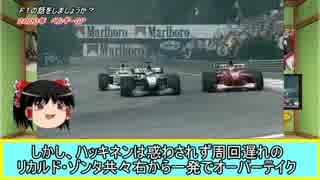 【ゆっくり解説】F1の話をしましょうか?Rd37「2000年ベルギーGP」