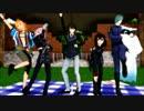 【ニコニコ動画】【MMD刀剣乱舞】脇差戦隊スレンダー【脇差組】を解析してみた