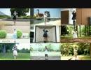 【ニコニコ動画】【100人】「ハイドアンド・シーク」踊ってみた【並べてみた】を解析してみた