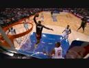 【ニコニコ動画】【NBA】レブロンVSグリフィン ダンク合戦を解析してみた