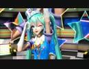 【ニコニコ動画】【Tda Magical Miku】2番目に気になっている衣装でJust!【MikuMikuDance】を解析してみた