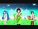 【ニコニコ動画】【MMDキャラサミ】セイカ・カムイ・ニパ子でEX-GIRL【京町セイカ誕生祭】を解析してみた