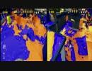 【ニコニコ動画】[スプラトゥーン]パブロ奈美恵vsパブロむつえ[同時再生]を解析してみた