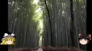 【ゆっくり】チキンの旅日誌 京都グルメ旅行⑤ 嵐山編