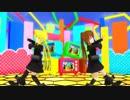 【ニコニコ動画】【MMD】皐月と文月でビバハピ!【艦これ】を解析してみた
