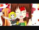 魔理沙とアリスのFunky summer beach☆