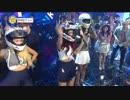 【ニコニコ動画】[K-POP] Sistar - Shake It + Winner (LIVE 20150705) (HD)を解析してみた