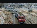 【ニコニコ動画】2015/07/04 復活海峡号 青森駅出発を解析してみた