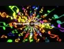 never lose dream again  オリジナル曲
