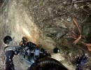 【ニコニコ動画】セローさん初林道を走るを解析してみた