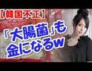 【ニコニコ動画】韓国崩壊 「大腸菌入り餅を2年も販売!」金になるなら不正するニダ♪を解析してみた