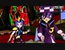 【ニコニコ動画】【MMD】原作カラ―な二人でパンダヒーロー【怪ジョ】を解析してみた