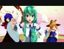 【ニコニコ動画】【東方MMD】守矢の三柱で「ね~え?」を解析してみた
