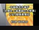 【ニコニコ動画】【KSM】中国株式市場が『人類史上最悪級の大惨事』になり関係者発狂。を解析してみた