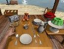【実況】皿割りまくったけど紳士目指してお茶会を楽しむわ01