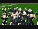 【ニコニコ動画】【MMD刀剣乱舞】粟田口12振でエレクトロトレインを解析してみた