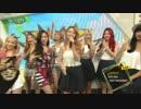 【ニコニコ動画】[K-POP] 少女時代(SNSD) & Girl's Day - Back Stage (Comeback 20150710)を解析してみた
