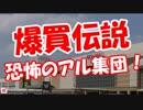 【ニコニコ動画】【爆買伝説】 恐怖のアル集団!を解析してみた
