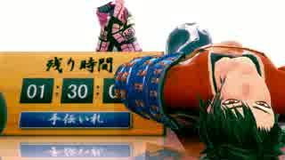 【MMD刀剣乱舞】やけくそな打刀でTecnologic