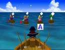 【ニコニコ動画】【TAS】 マリオパーティ TASさん4人 VS 海賊ヘイホーを解析してみた