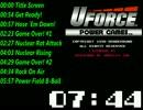 ウ-フォース パワー ゲーム (ニンテンド ファミリーコンピュータ) 音楽