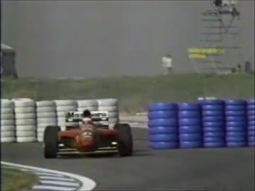 F1 1994総集編 スペインGP by ま...