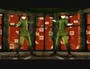 【MMD獄都】穴掘りコンビにBad.apple!!Remixを踊ってもらった
