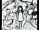 【ニコニコ動画】【初音ミク】ランプシェード【オリジナル曲】修正版を解析してみた