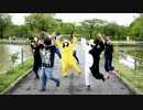 【ニコニコ動画】【福島】ようかい体操第二を踊ってみた【踊ってみた】を解析してみた