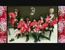 【ニコニコ動画】【14+】千本桜 踊ってみた【Fourteen Pl∀s】を解析してみた