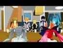 【ニコニコ動画】アオゾラの騎士 12話~一歩でも踏み出せば、世界はガry~を解析してみた