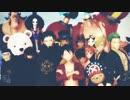 【ニコニコ動画】【MMDワンピ】同盟+みんなで一騎当千【再投稿/完成版】を解析してみた