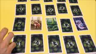フクハナのひとりボードゲーム紹介 NO.57『カレジア』