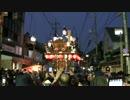 【ニコニコ動画】佐原の大祭【2015 夏】 中日 夜 下仲町 方向転換を解析してみた