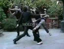【ニコニコ動画】アメリカ人に武藤敬司のテーマ「HOLD OUT」を踊らせてみたを解析してみた