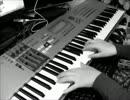 【ニコニコ動画】【歌ってみた】よるがくればまた piano ver.【みおしゃん】を解析してみた