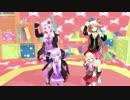 【ニコニコ動画】【ゆかいあ】シュレディンガイガーのこねこ【大小一緒に踊って貰った】を解析してみた