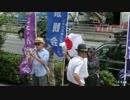 【ニコニコ動画】【2015/7/17】「悪の総本山」経団連に抗議行動in経団連前1を解析してみた